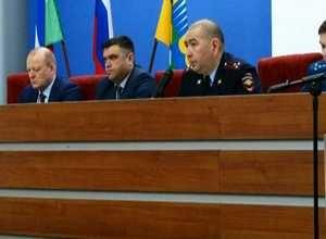 Полицейские Саяногорска обсудили с горожанами итоги прошлого года
