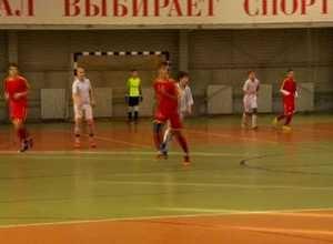 В Саяногорске завершилось первенство России по мини-футболу