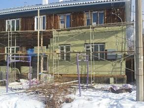 Капремонт в Хакасии: В 2017 году посёлок Майна заметно похорошеет