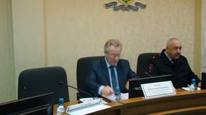 Сегодня состоялось заседание Межведомственной комиссии по профилактике правонарушений в Республике Хакасия