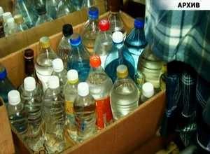 В Саяногорске продолжается борьба с незаконной продажей непищевой спиртосодержащей продукцией