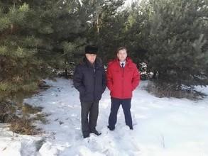 В Хакасии продолжается подготовка к весеннему половодью и пожароопасному сезону