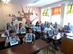 В Хакасии прошла акция памяти Зои Космодемьянской