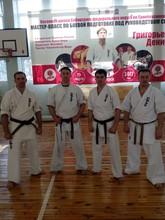 Воспитанники ДЮСШ г. Саяногорска приняли участие в учебно-аттестационный сборах по Киокусинкай каратэ.