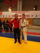 Саяногорец стал победителем первенства Европы по Киокусинкай каратэ