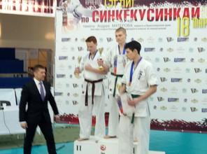 Юные саяногорцы стали победителями турнира в Красноярске