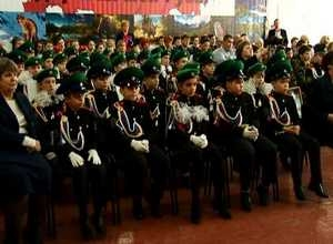В Саяногорске прошел республиканский слет кадетов