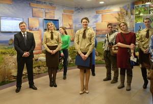 В Хакасии открылся современный интерактивный Музей природы