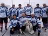 В Усть-Абаканском районе завершился хоккейный сезон
