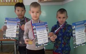 В Абакане состоялось первенство Хакасии по шахматам среди детей
