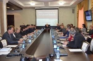 Общественная палата Республики Хакасия подвела итоги деятельности общественных советов за прошедший год