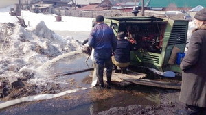 Информация для населения: как защитить своё имущество от талых вод