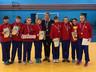 В Хакасии пройдет полуфинал первенства России по волейболу