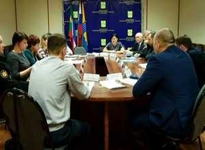 В Саяногорске обсудили криминогенную обстановку