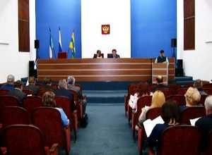 У Контрольно-счетной палаты Саяногорска новый председатель