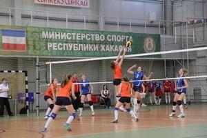 Программа полуфинала Первенства России по волейболу в Саяногорске