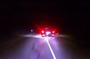 Пьяный водитель устроил ночные автогонки с полицией в Саяногорске