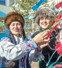 Обряд встречи хакасского Нового года – Чыл пазы представит ансамбль «Айланыс»