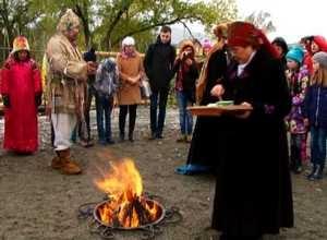 Саяногорск встречает хакасский Новый год и славянский солнцеворот
