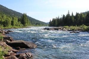 В Хакасии принимаются меры для охраны водных объектов