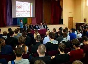 Студентам техникума рассказали о работе хакасских парламентариев