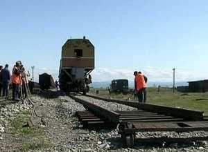 50 лет назад первый тепловоз подошел к станции Означенное