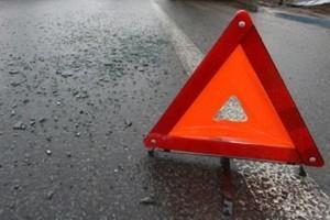 В Саяногорске пьяный водитель иномарки слетел с трассы в кювет и перевернулся