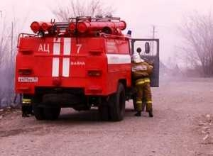 Саяногорская степь активно горела в выходные