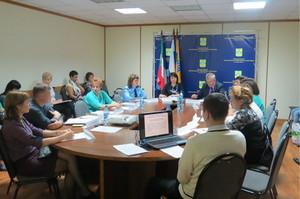 Заседание Координационного комитета содействия занятости населения города Саяногорска