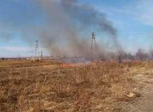 Поселок КСРЗ обезопасил себя от степных палов