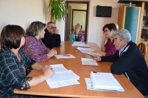 В Миннацполитики Хакасии состоялось заседание Общественного совета