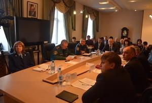 Обстановка с природными пожарами в Хакасии находится на контроле властей