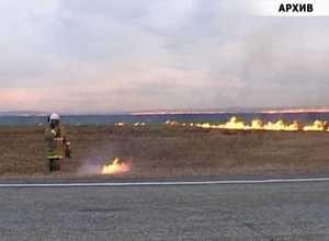 За 8 апреля в Саяногорске произошло 2 пожара и пал травы в Бейском районе