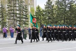 Кадеты Республики Хакасия примут участие в праздничном параде, посвященном Победе в Великой Отечественной войне