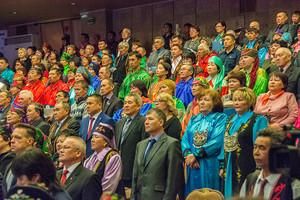 В Хакасии началась подготовка к 100-летию проведения первых съездов хакасского народа