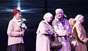 «Земля Эльзы» стала лучшим спектаклем на республиканском кочующем фестивале «Белая Юрта»
