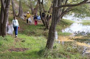 РУСАЛ приглашает жителей Саяногорска на уборку берега Енисея