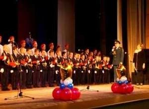Юных лицеистов «Эврики» торжественно приняли в кадеты