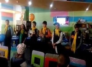 В Саяногорске выберут лучших старшеклассников по чтению вслух