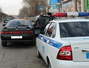 В Хакасии устроили облаву на таксистов