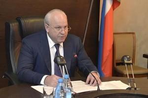 Губернатор Хакасии отправил в отставку правительство республики