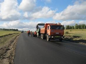 В Хакасии начался ремонт дорог