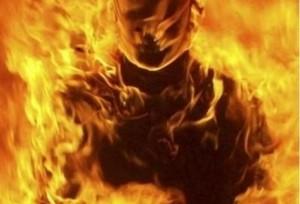 Житель Хакасии случайно сжег живьем свою жену