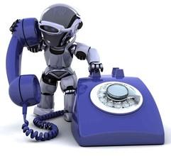 В Хакасии телефонный робот заставил расплатиться 8 тысяч должников