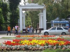 Детский парк «Орленок» открыл сезон в Абакане