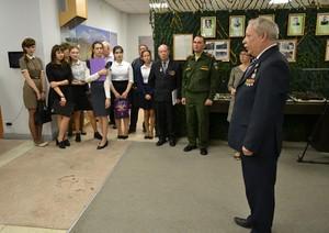Главный музей Хакасии посвятил выставку героям-железнодорожникам