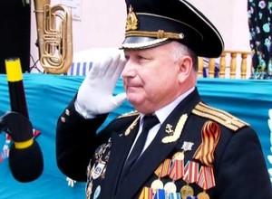 По Саяногорску прошагал парад Победы!
