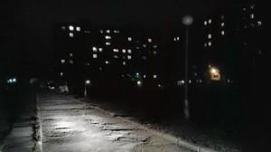 Улицы Саяногорска снова будет освещать только луна