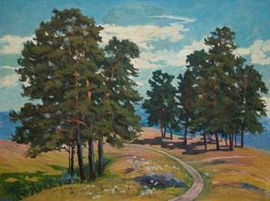 В столице Хакасии открывается выставка «Отражение эпохи. К 95-летию со дня рождения Григория Хлебникова»