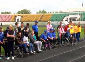 Саяногорские паралимпийцы взяли награды Первенства Хакасии по легкой атлетике